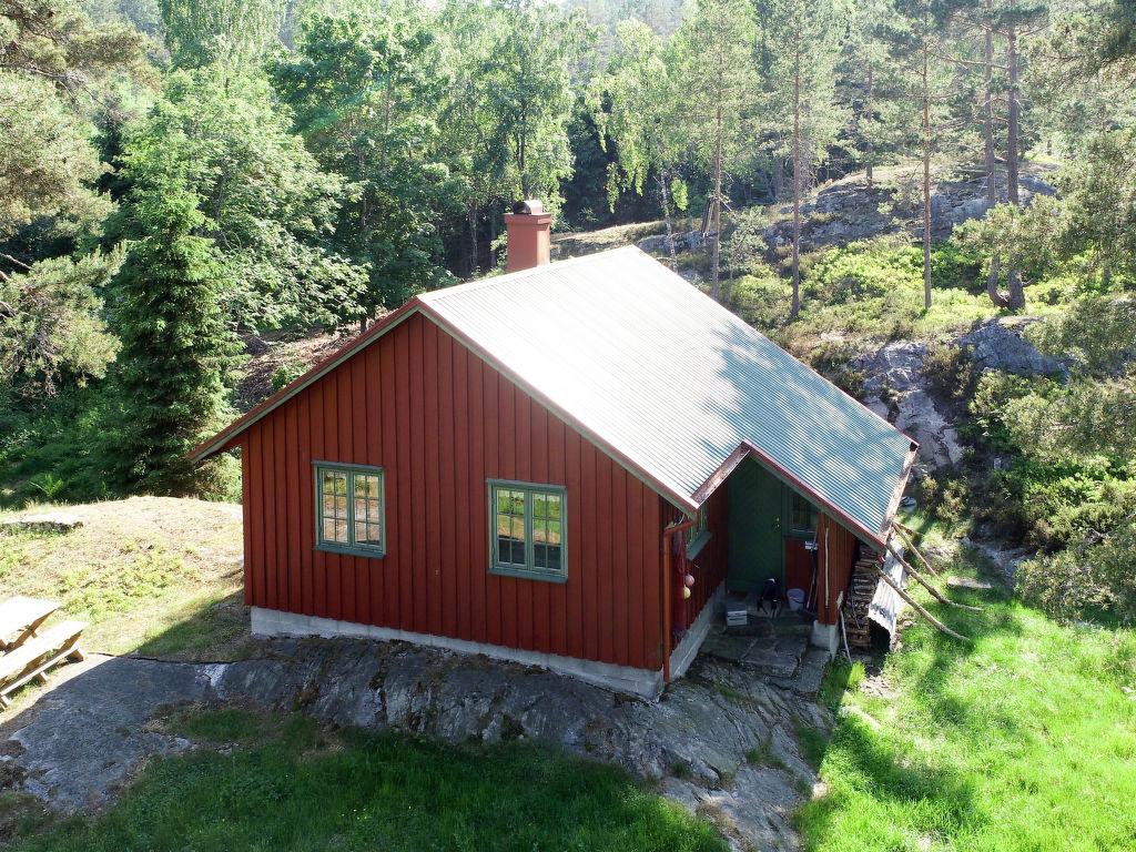 Ferienhaus Gåsmyr (SOO691) (1683569), Søndeled, Agder Ost, Südnorwegen, Norwegen, Bild 12
