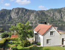 Hidrasund - Ferienhaus Hidra