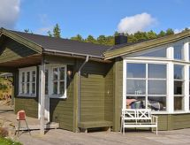 Mandal mit Ofen und für Nordic-Walking