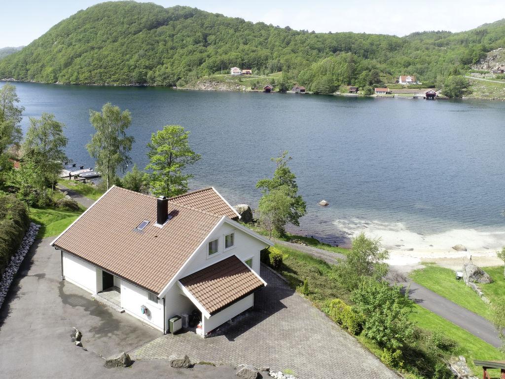 Ferienhaus Naudøyna (SOW046) (2648506), Lyngdal, Agder West, Südnorwegen, Norwegen, Bild 1
