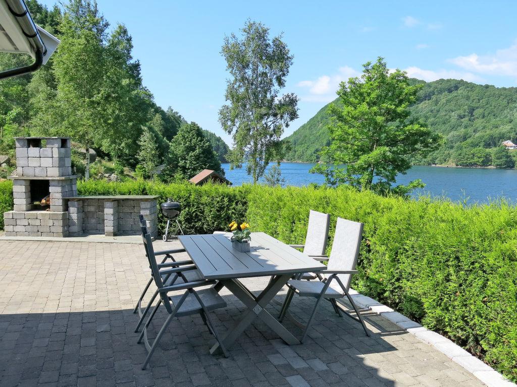 Ferienhaus Naudøyna (SOW046) (2648506), Lyngdal, Agder West, Südnorwegen, Norwegen, Bild 7