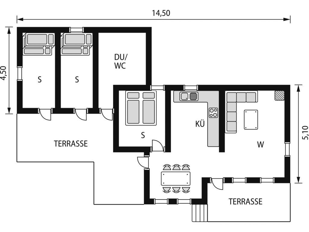 Ferienhaus Espeøya (SOW045) (2648507), Lyngdal, Agder West, Südnorwegen, Norwegen, Bild 22