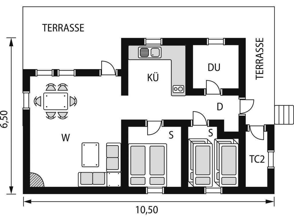 Ferienhaus Haugen (SOW044) (2648509), Lyngdal, Agder West, Südnorwegen, Norwegen, Bild 20