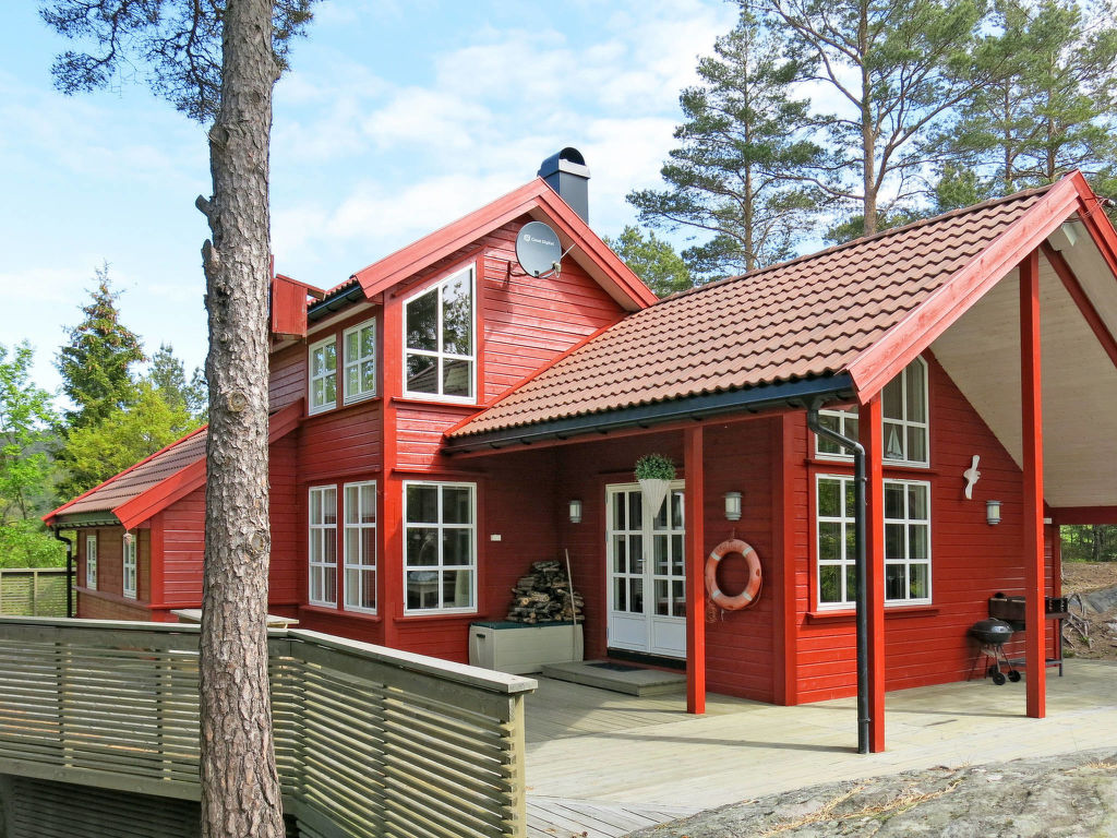 Ferienhaus Skutevika (SOO692) (2619384), Tvedestrand, Agder Ost, Südnorwegen, Norwegen, Bild 1