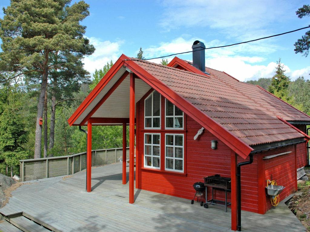 Ferienhaus Skutevika (SOO692) (2619384), Tvedestrand, Agder Ost, Südnorwegen, Norwegen, Bild 2