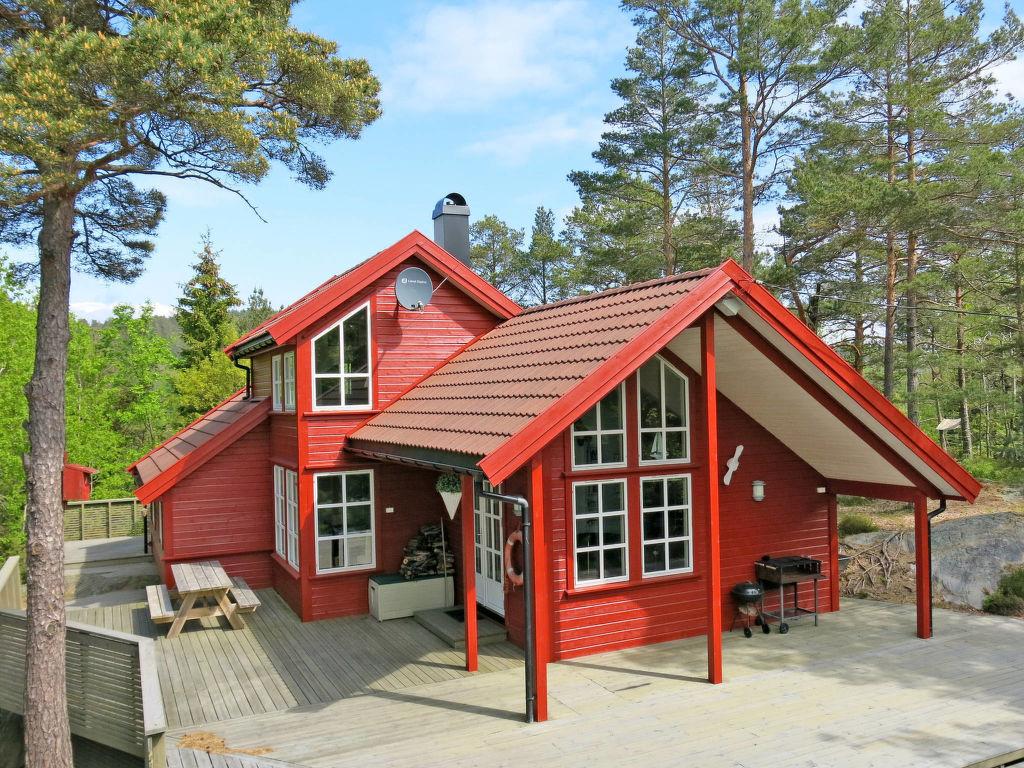 Ferienhaus Skutevika (SOO692) (2619384), Tvedestrand, Agder Ost, Südnorwegen, Norwegen, Bild 3