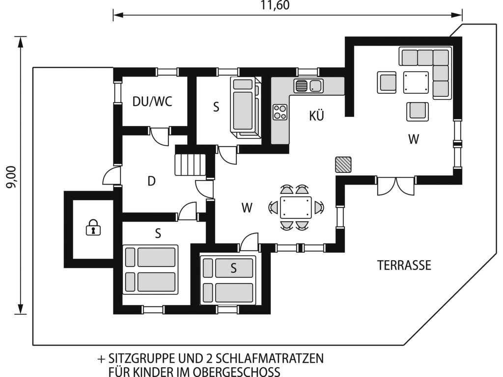 Ferienhaus Skutevika (SOO692) (2619384), Tvedestrand, Agder Ost, Südnorwegen, Norwegen, Bild 22