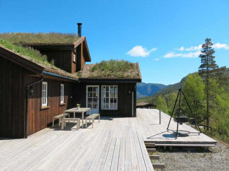 Casa de vacances Setesdalsperlen (SET037)