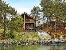 Vågland - Vakantiehuis Vågland