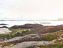 Åmøy Şömineli ve ile Bahçe