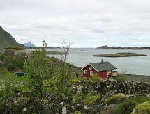 Sennesvik - Vakantiehuis Lofoten