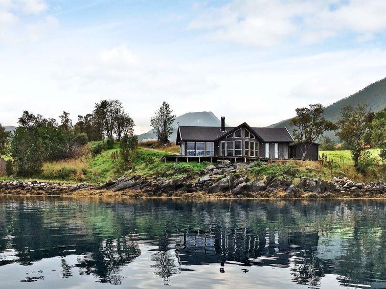met je hond naar dit vakantiehuis in Gullesfjord