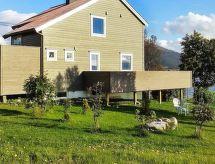 Straumsbukta - Ferienhaus Tromsø