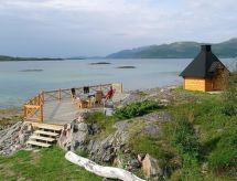 Vangsvik - Casa de vacaciones Senja