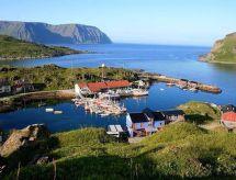 Honningsvåg - Casa de vacaciones Finnmark