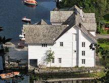 Øystese - Casa de vacaciones Øystese