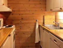 Nordreisa - Casa de vacaciones Holmen