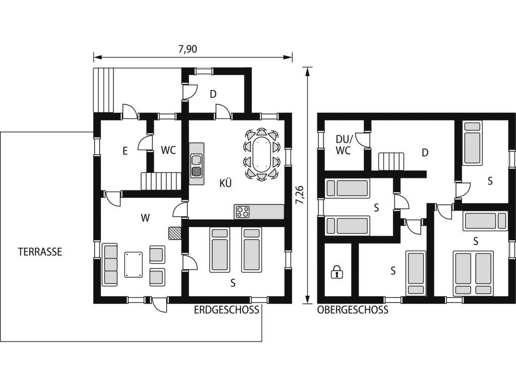 Ferienhaus Gamlahuset (FJS513) (2649016), Kvammen, Sognefjord - Nordfjord, Westnorwegen, Norwegen, Bild 18