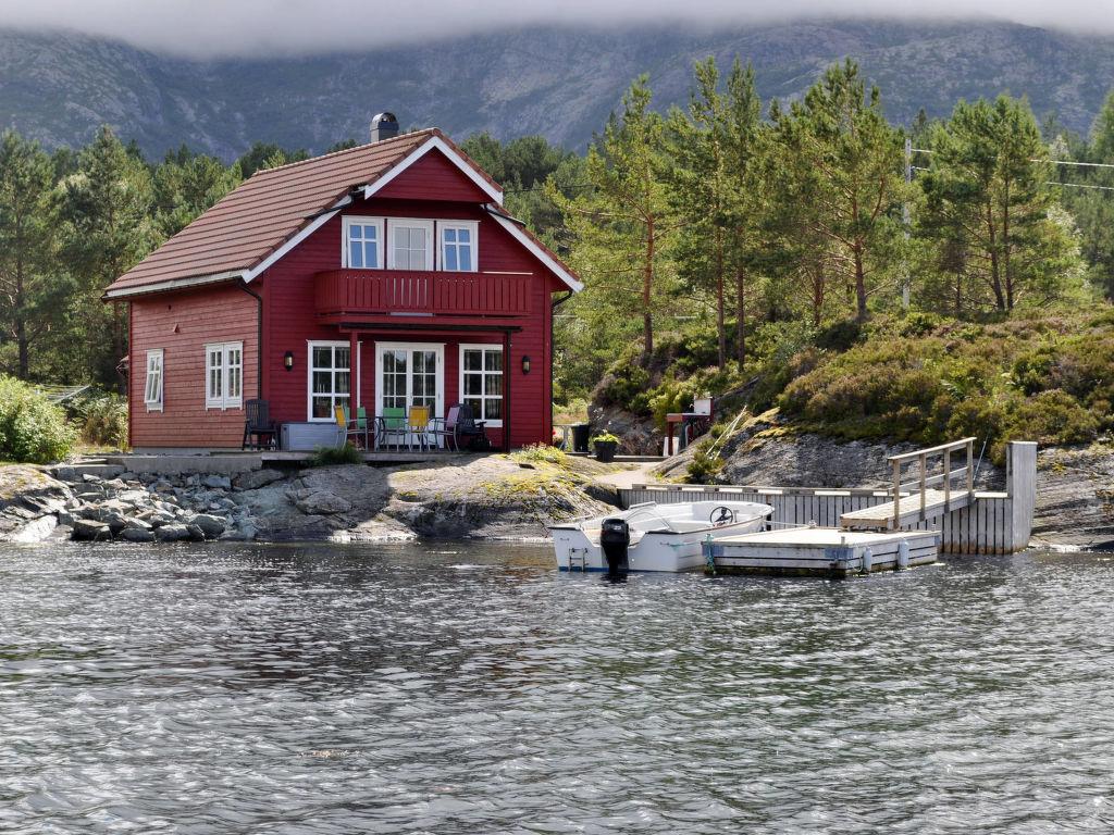 Ferienhaus Nye hytta (FJS518) (2649018), Kvammen, Sognefjord - Nordfjord, Westnorwegen, Norwegen, Bild 2