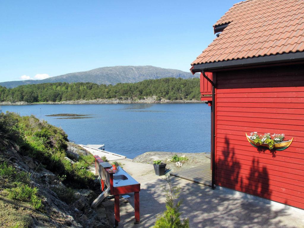 Ferienhaus Nye hytta (FJS518) (2649018), Kvammen, Sognefjord - Nordfjord, Westnorwegen, Norwegen, Bild 3