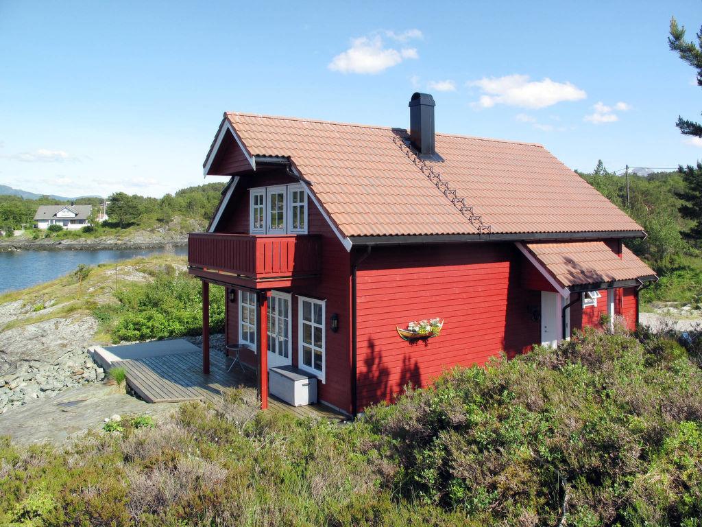 Ferienhaus Nye hytta (FJS518) (2649018), Kvammen, Sognefjord - Nordfjord, Westnorwegen, Norwegen, Bild 4