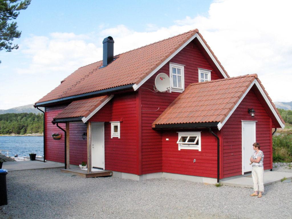 Ferienhaus Nye hytta (FJS518) (2649018), Kvammen, Sognefjord - Nordfjord, Westnorwegen, Norwegen, Bild 5