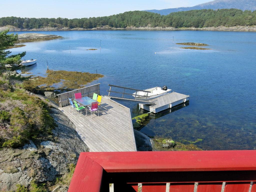 Ferienhaus Nye hytta (FJS518) (2649018), Kvammen, Sognefjord - Nordfjord, Westnorwegen, Norwegen, Bild 6