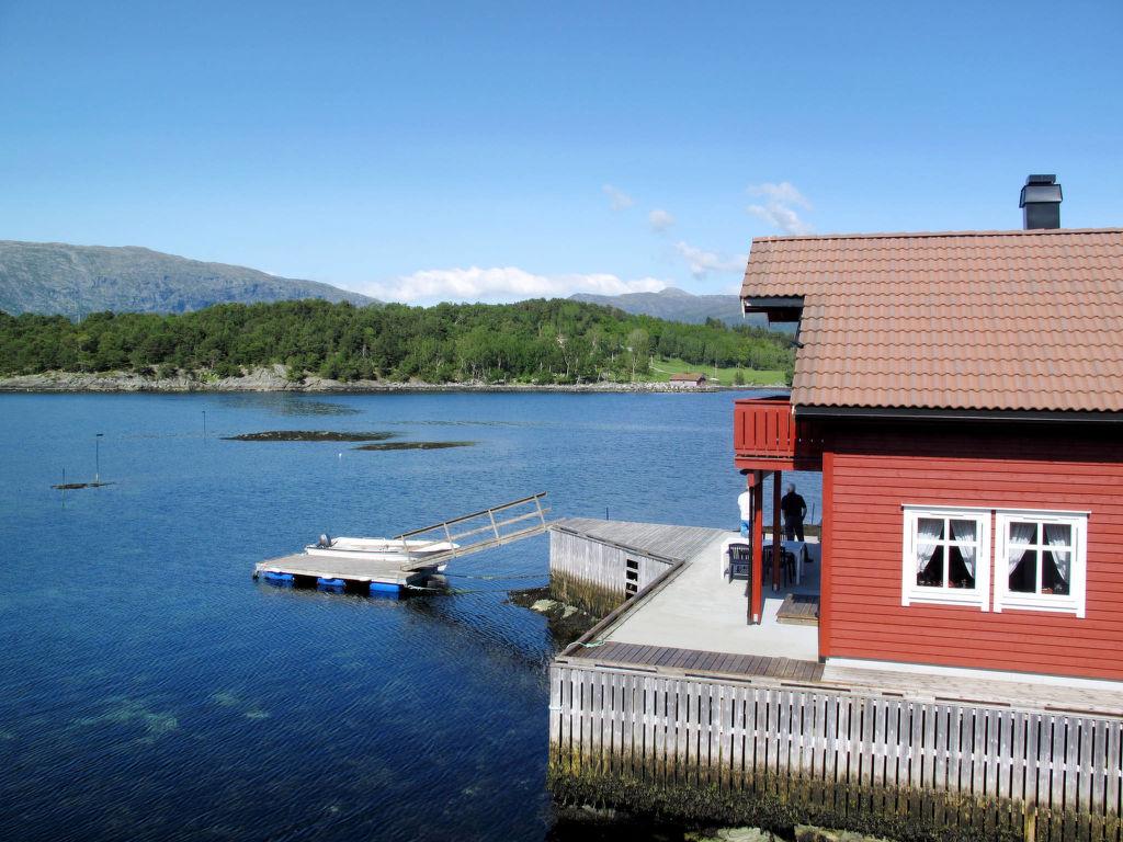 Ferienhaus Andersbua (FJS 523) (2649019), Kvammen, Sognefjord - Nordfjord, Westnorwegen, Norwegen, Bild 3