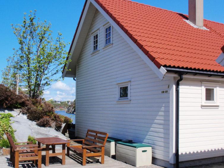 Parken 1 (FJH221) - Chalet - Hanøy