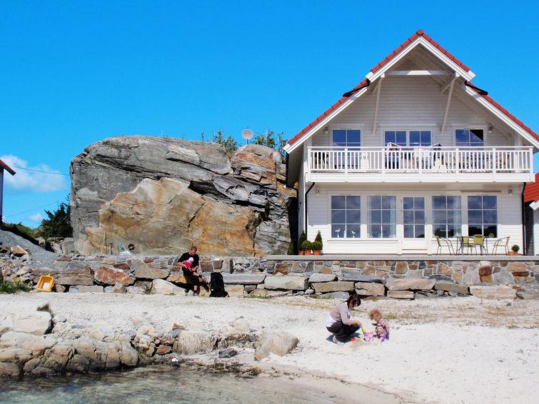 met je hond naar dit vakantiehuis in Hanøy