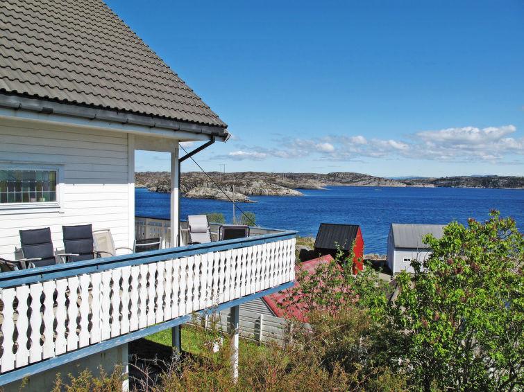 met je hond naar dit vakantiehuis in Turøy