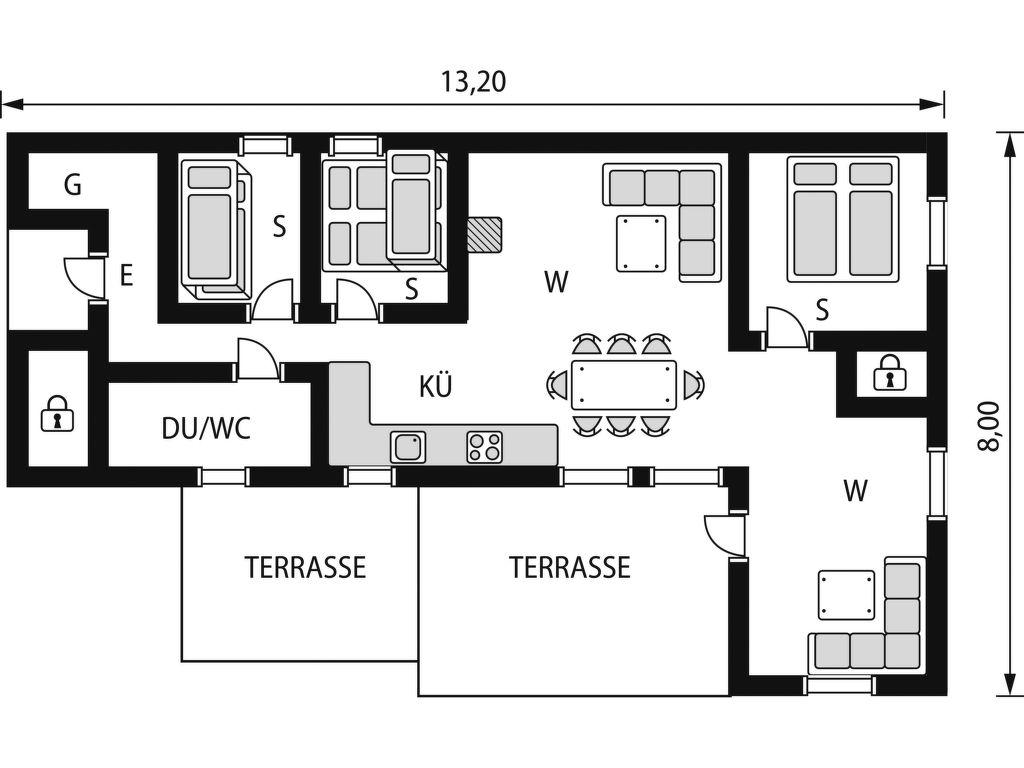 Ferienhaus Merethebu (SOW050) (108850), Fossdal, Agder West, Südnorwegen, Norwegen, Bild 2