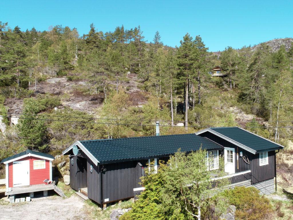 Ferienhaus Merethebu (SOW050) (108850), Fossdal, Agder West, Südnorwegen, Norwegen, Bild 1