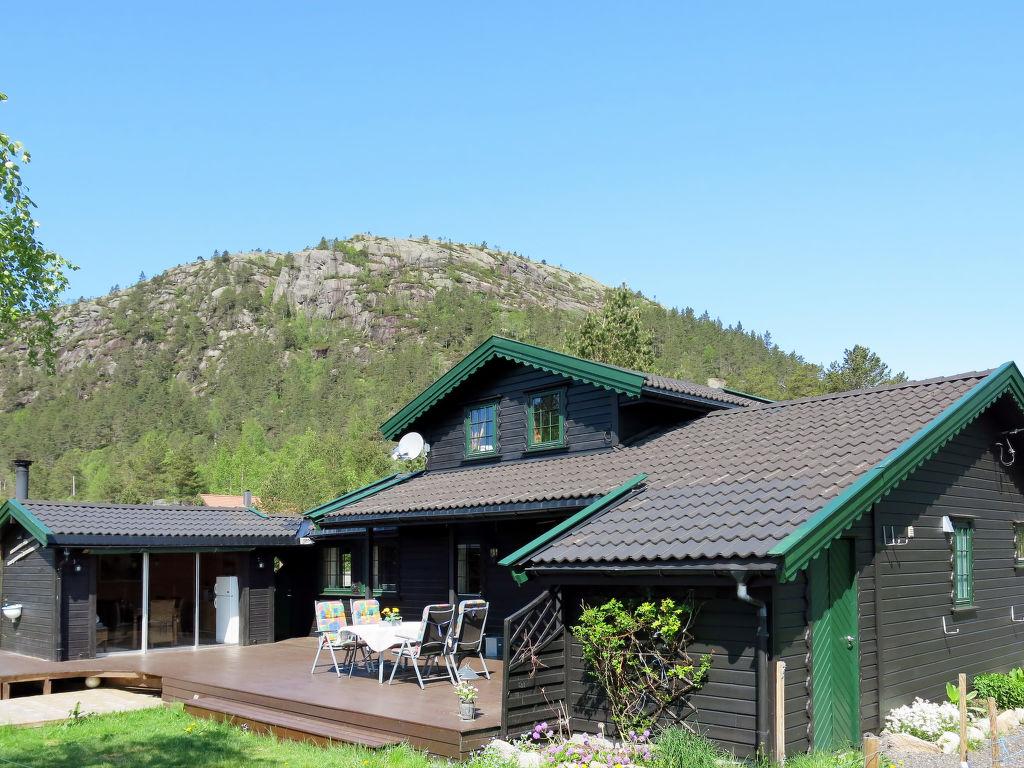 Ferienhaus Kennethbu (SOW059) (1931390), Åseral, Agder West, Südnorwegen, Norwegen, Bild 1