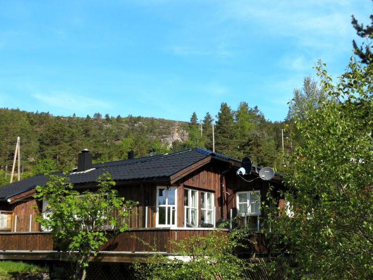 Ferienhaus Solfridbu (SOW070)