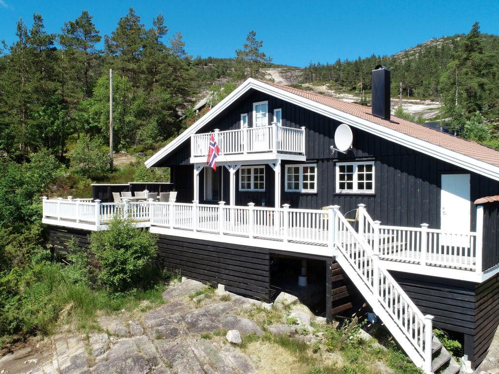 Ferienhaus Fjellro (SOW073)