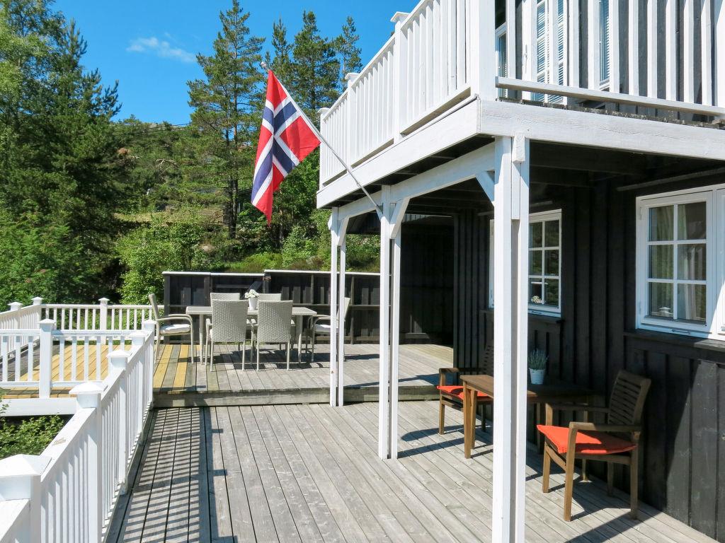 Ferienhaus Fjellro (SOW073) (2648520), Åseral, Agder West, Südnorwegen, Norwegen, Bild 8