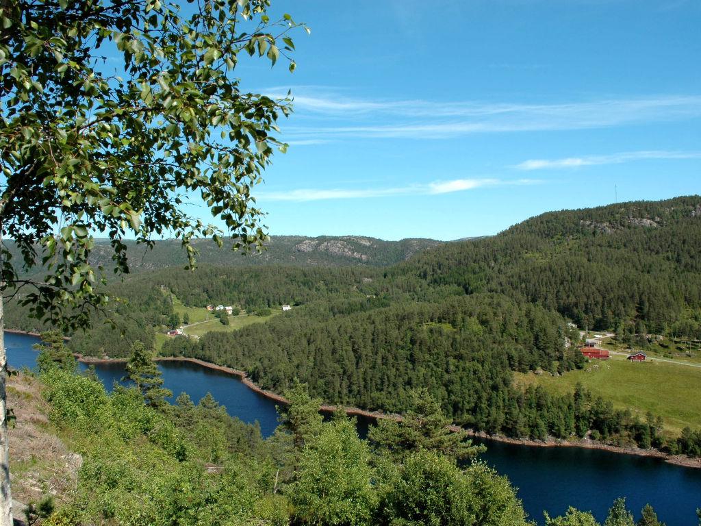 Ferienhaus Sessabu (SOW074) (2648521), Åseral, Agder West, Südnorwegen, Norwegen, Bild 15