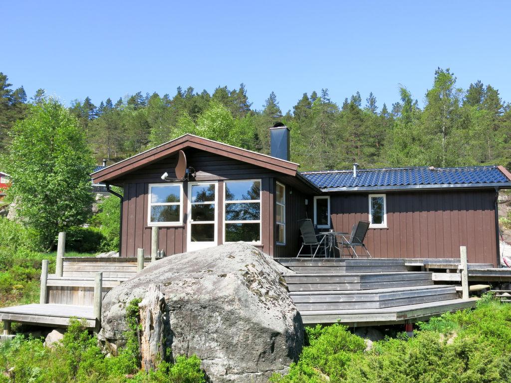 Ferienhaus Sessabu (SOW074) (2648521), Åseral, Agder West, Südnorwegen, Norwegen, Bild 1
