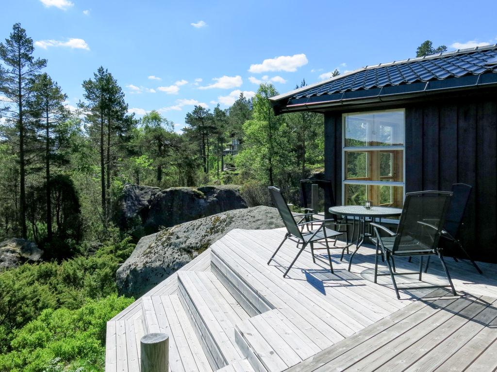 Ferienhaus Sessabu (SOW074) (2648521), Åseral, Agder West, Südnorwegen, Norwegen, Bild 8