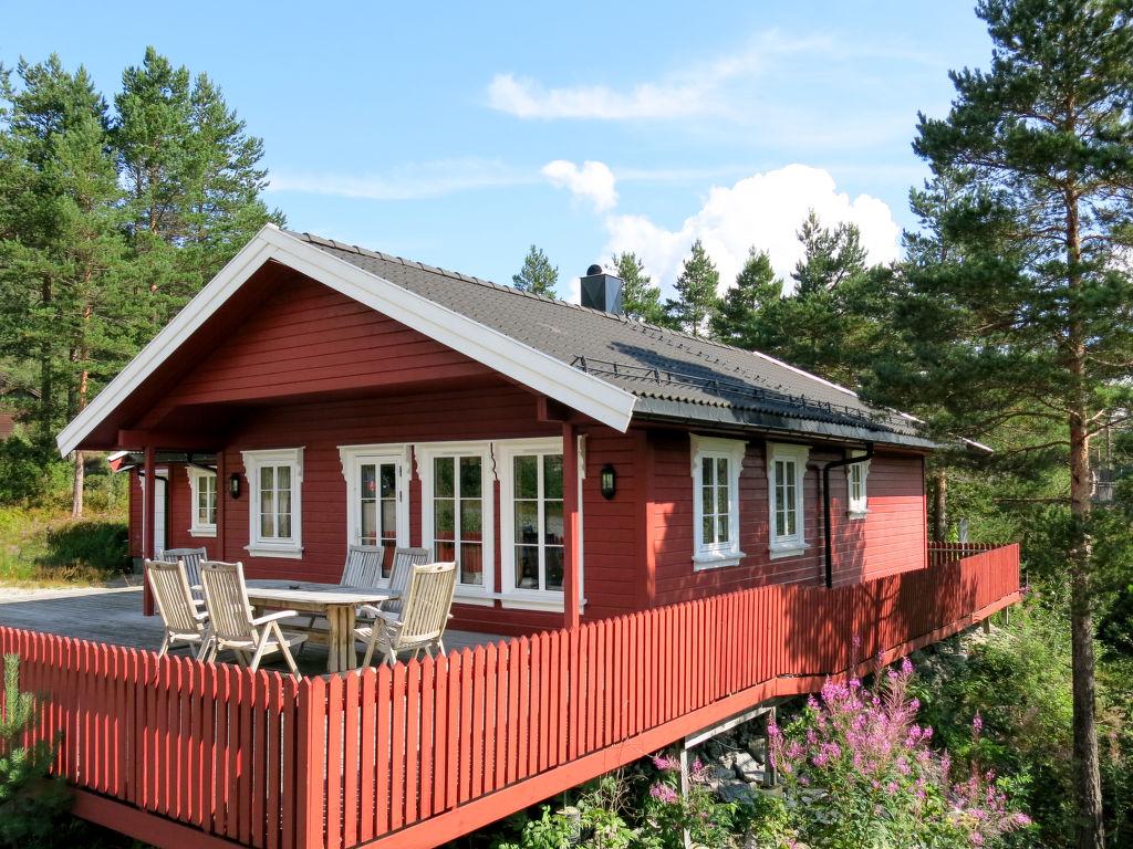 Ferienhaus Rolfbu (SOW089) (2648525), Åseral, Agder West, Südnorwegen, Norwegen, Bild 1