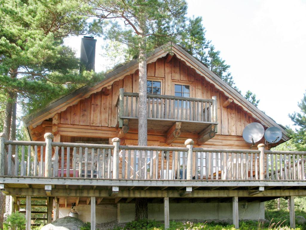 Ferienhaus Knutebu (SOW093) (2648529), Åseral, Agder West, Südnorwegen, Norwegen, Bild 15