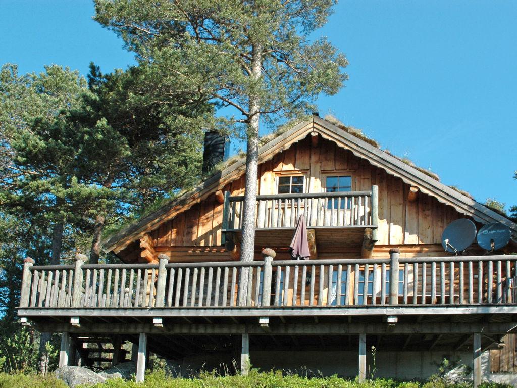 Ferienhaus Knutebu (SOW093) (2648529), Åseral, Agder West, Südnorwegen, Norwegen, Bild 16
