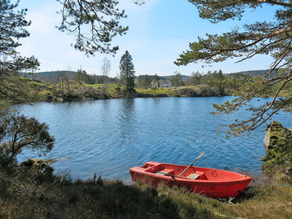 Ferienhaus Der ute (SOW441) (2648532), Vigeland, Agder West, Südnorwegen, Norwegen, Bild 17