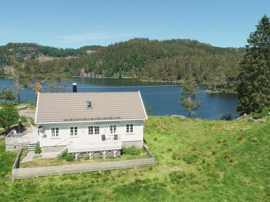 Ferienhaus Der ute (SOW441) (2648532), Vigeland, Agder West, Südnorwegen, Norwegen, Bild 1