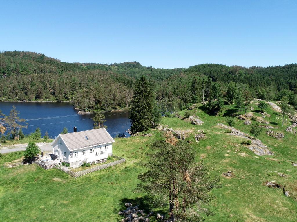 Ferienhaus Der ute (SOW441) (2648532), Vigeland, Agder West, Südnorwegen, Norwegen, Bild 19