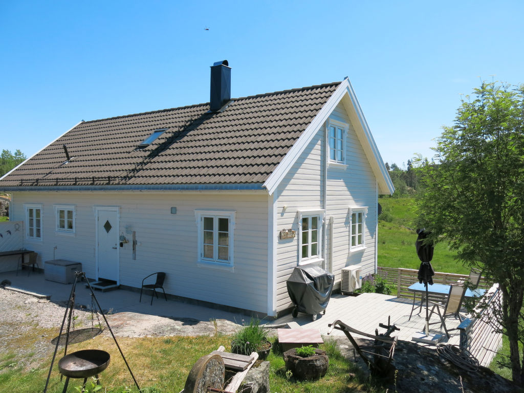 Ferienhaus Der ute (SOW441) (2648532), Vigeland, Agder West, Südnorwegen, Norwegen, Bild 21