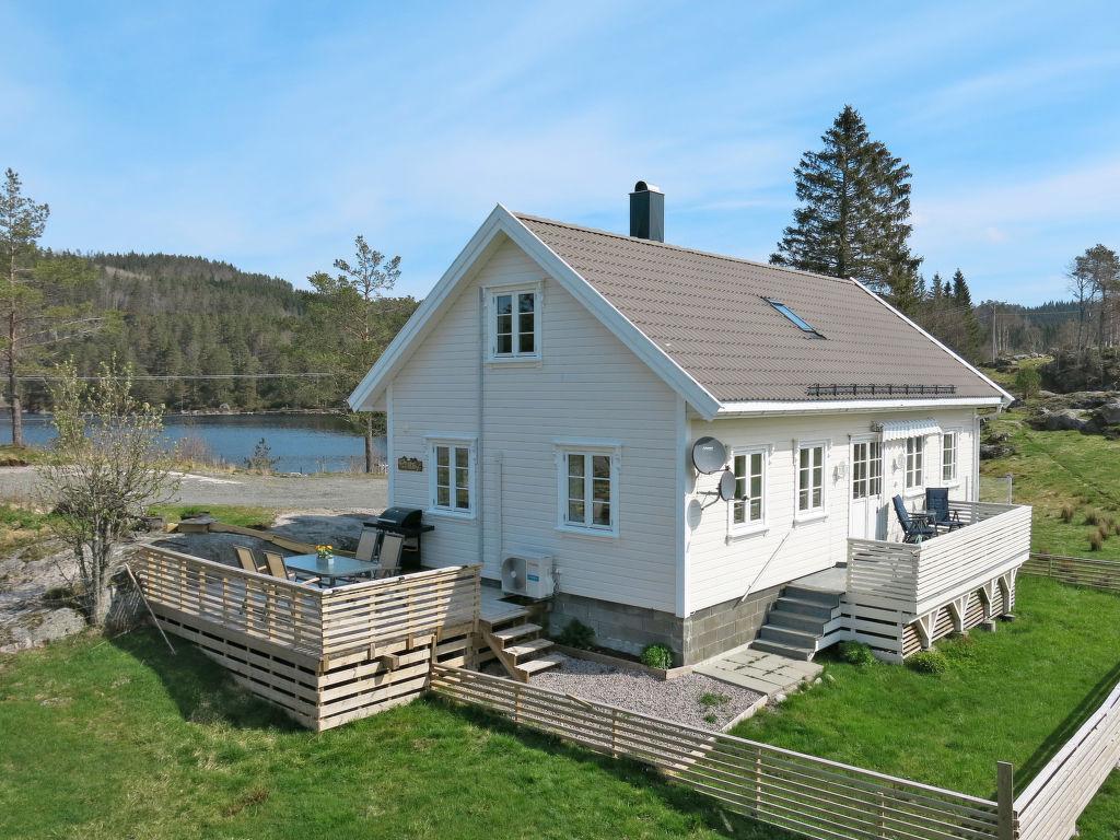 Ferienhaus Der ute (SOW441) (2648532), Vigeland, Agder West, Südnorwegen, Norwegen, Bild 23