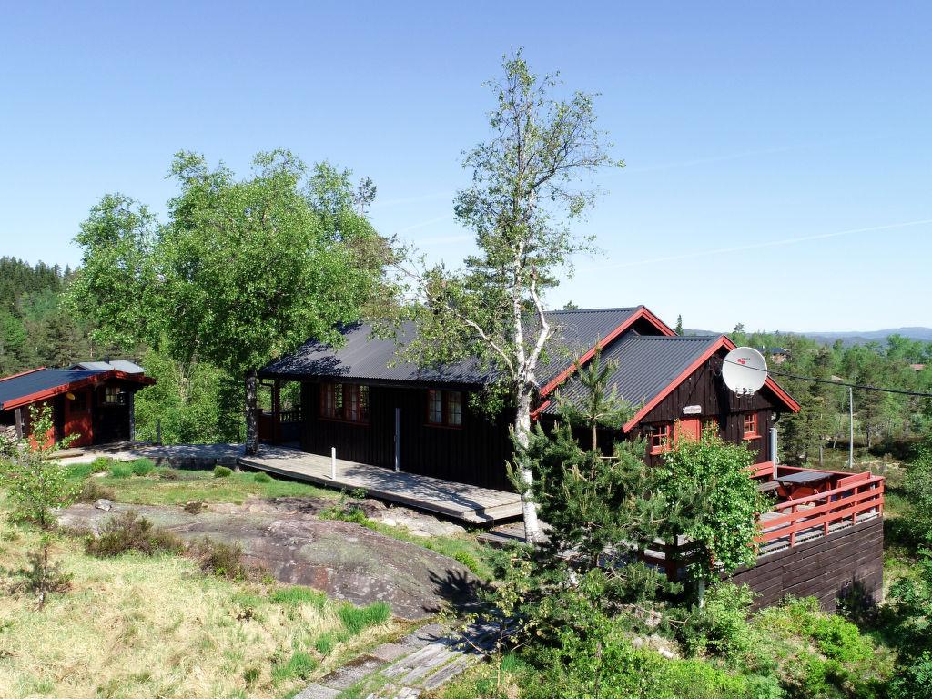 Ferienhaus Grethebu (SOO348) (2648535), Moi, Agder Ost, Südnorwegen, Norwegen, Bild 1