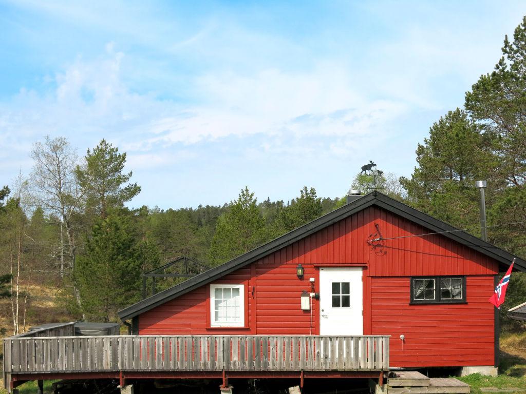 Ferienhaus Logstad (SOO352) (2648536), Hornnes, Agder Ost, Südnorwegen, Norwegen, Bild 18
